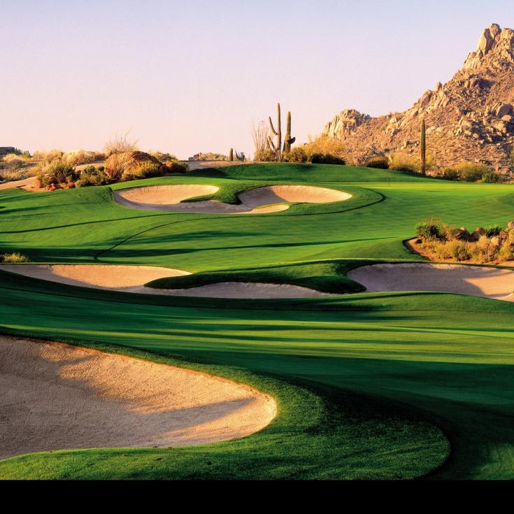 Tailor made golf tours